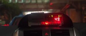 Thai Taxi fare calculator