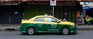 The new Thai taxi meter fares are here