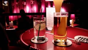 Calypso free drinks