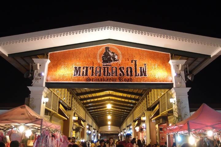 Railroad Market Sirinakarin
