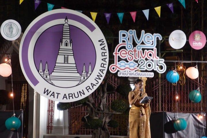 Wat Arun River Festival